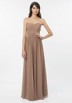 oooooo! simple, gorgeous, breathtaking!!! focuses on the beauty of the BRIDESMAID and doesn't take away from who she is!