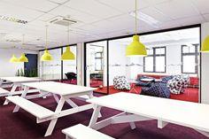 Creative meeting room