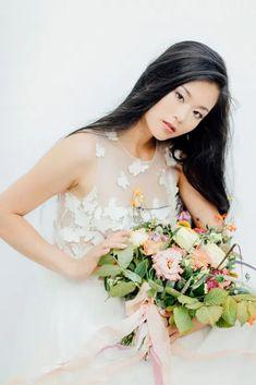 Pretty Butterfly Inspired Wedding Ideas – Anja Schneemann Photography 66 Eclectic Wedding, Whimsical Wedding, Wedding Colors, Wedding Designs, Wedding Styles, Jasmine Hair, White Wedding Gowns, Wedding Veils, Butterfly Wedding