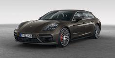 2017 Porsche Panamera Sport Turismo Coming Soon