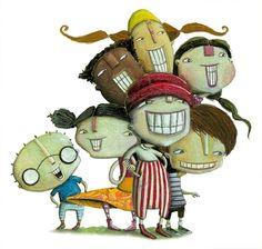 Ilustración de André Neves