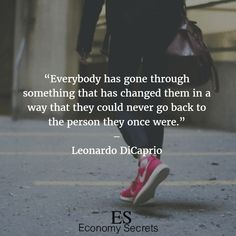 Leonardo DiCaprio Quotes 1