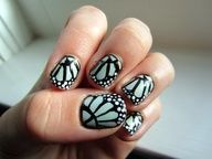 Easy Nail designs for short nails | TopicBistro