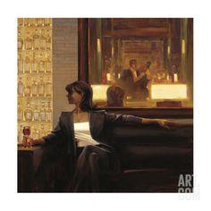 Amber Glow 2 - by Brent Lynch