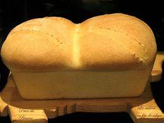 La cuisine en fête de Sakya: Pain au beurre au robot boulanger MAP.. délicieux!...