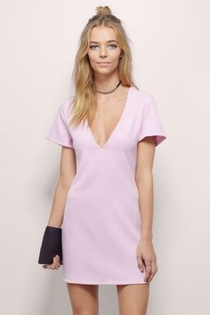 Orchid Sweet Intentions Sheath Dress at $20 (was $48)