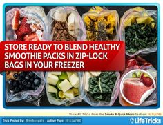 Source Life Hacks View more Snacks and Quick Meal Ideas  in the  Food Hacks Section