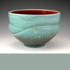 Loren Lukens  |  porcelain bowl.