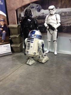 Star Wars. Edmonton Comic & Entertainment Expo 2015.