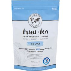 Probiotic Detox Tea For Weight Loss Remove Toxins, Flatten Tummy, Improve Digestive Health, Increase Energy, Burn Fat. Organic Teatox Cleanse = Detox   Energy   Immunity 14 Day Supply -- See this awesome image  : Garcinia cambogia