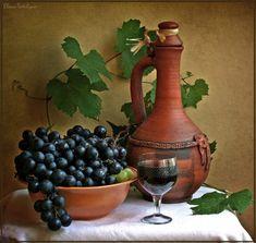 NewPix.ru - Красивые фото натюрморты с вином и бокалами