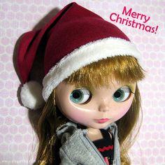 Tutorial: Santa's Hat pattern – Printer Free Version! | Puppy52Dolls