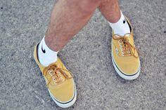 vans nike shoes