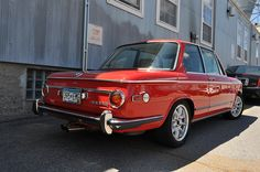 BMW 2002 tii, via Flickr.