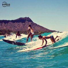 Surf Girls #oculos #verao #praia*