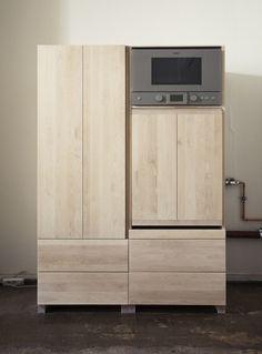 Handmade Finnish kitchens by Carpenter Collective