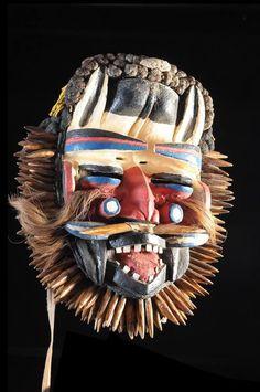 Guéré Ceremonial Mask - Ivory Coast