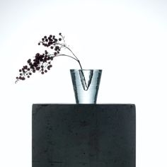 VERA PURE Limited Edition Glass Vase © Alexander Bayer2