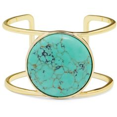 Monique Cuff ❤ liked on Polyvore featuring jewelry, bracelets, turquoise stone jewelry, cuff bangle, oversized jewelry, adjustable bangles and cuff jewelry