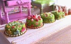 Paris Miniatures: Sneak Peek - Easter / Spring Miniatures