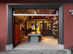 Shipping Container Garage As Your Storage Garage   MidCityEast