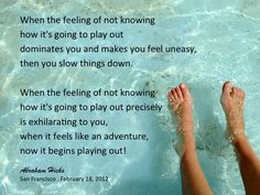 #AbrahamHicks #Vibrations #Adventure