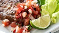 Tulinen tomaattisalsa   Kastikkeet   Yhteishyvä Pot Roast, Salsa, Ethnic Recipes, Food, Carne Asada, Roast Beef, Essen, Salsa Music, Meals