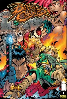 Battle Chasers #1 - Comics by comiXology