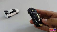 Toyota Prius vs Lotus Exige R-Gt | Tomica Toys Cars For Children | Kid's Toys Videos HD Collection