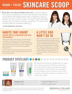 """Treat your skin like it deserves to be treated.  A daily skincare regimen is key to healthy, beautiful skin!  As the makers of ProActiv, Dr. Rodan and Dr. Fields, say, """"Skin is a beautiful thing, wear it well."""""""