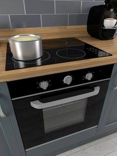ART50246 Oven And Hob, Put Together, Save Yourself, Stove, Kitchen Appliances, Diy Kitchen Appliances, Home Appliances, Range, Kitchen Gadgets