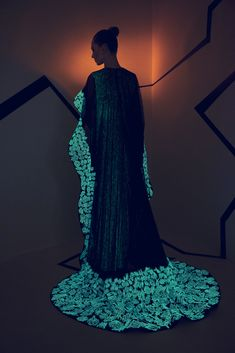 Rami Kadi Fall 2015 Couture #glow #gown
