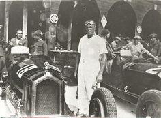 Coppa Ciano 1933 , Alfa Romeo Monza #18 of Borzachinni