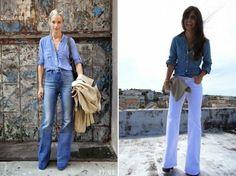 calça-flare-com-camisa-jeans-para-usar-no-inverno2