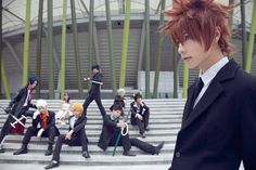 JIANGOUTE(將) Tsunayoshi Sawada Cosplay Photo - Cure WorldCosplay