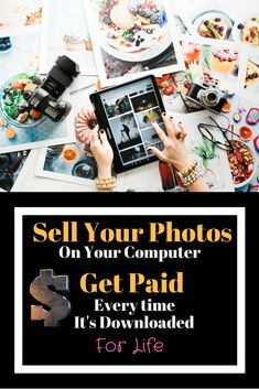 Did you know you can make money on the side, just selling photos online? It can be a nice passive income stream because it pays you for lifetime every time your uploaded photo is downloaded as for your royalty and copyright. No need to be a professional photographer, I mean it's just a job for people without advanced photography skills like you and me.  Let's make passive income by taking photos! VISIT THE SITE to ACCESS the full article on HOW to DO! #photostock #SellPhotographs #microstock