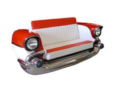 '57 Chevy Front End Couch