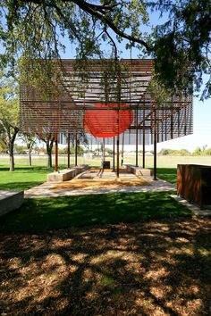 Pavilion at Cotillion Park | Mell Lawrence Architects; Photo: Mell Lawrence | Bustler: