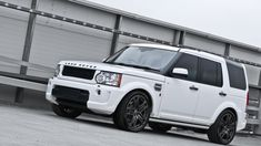 The RS (Discovery) for Land Rover Discovery 2009 - 2013 by Project Kahn, including Pair of Vented Front Air Dams and Pair of Vented Rear Air Dams Land Rover Discovery 2015, 2015 Honda Fit, Kahn Design, New Land Rover, Bmw Alpina, Suv Cars, Audi Rs, Uk Homes, City Car