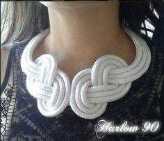 Inspiración #H90. Nudos, Trapillo y Lazo !!!!
