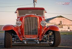 """A """"New School"""" 1931 Model A Coupe - Motor Car Digest"""
