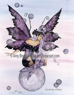 amy brown faries | Amy Brown Fairies