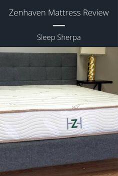 zenhaven mattress review sleep sherpa