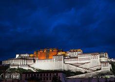 Palacio Potala, Lhasa.
