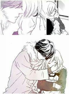 Ao Haru Ride... I love them!!!!!!!!!