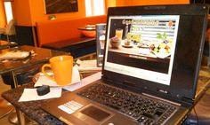 Work witha good coffee www.salsacafe.eu