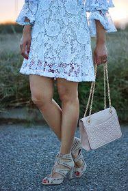 spanglish-fashion: THE WHITE DRESS