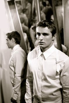 Dave Franco...totally just figured out he's James Franco's little brother. That's why I'm in love