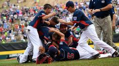 Endwell New York beats South Korea to win first LLWS title for U.S. since '11 ~ESPN.com 20160828