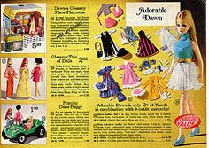 Dawn dolls!  One of my favorite childhood toys.